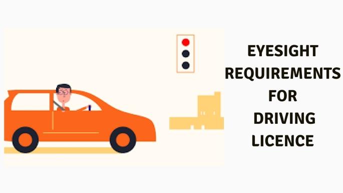 Eyesight Driving Licence
